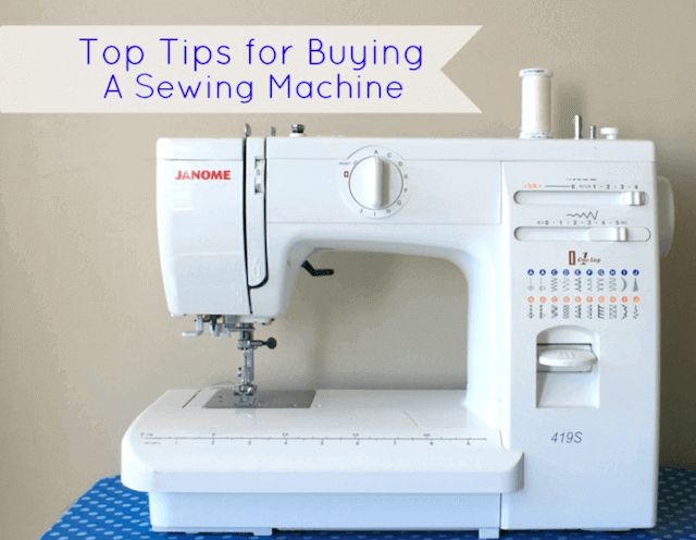 Best Sewing Machine Buying Guide | MachineryCritic