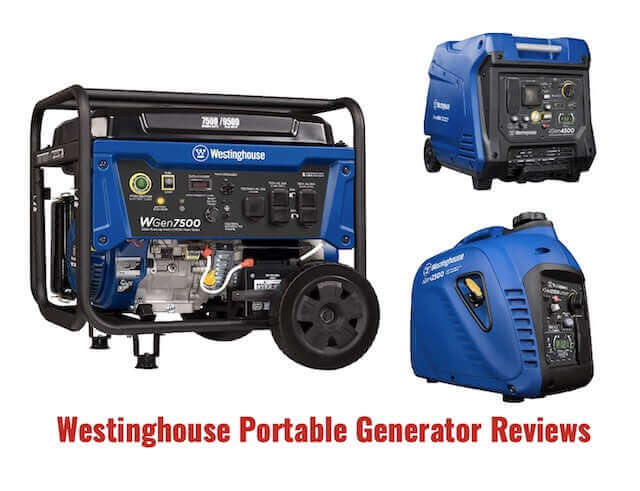 Westinghouse Portable Generator Reviews | MachineryCritic on