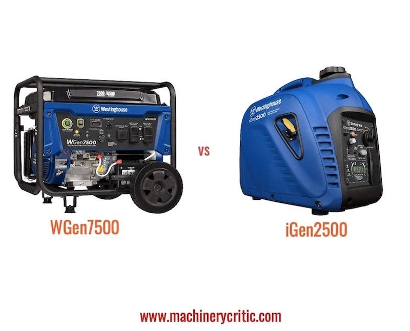 Westinghouse Portable Generator Reviews | MachineryCritic