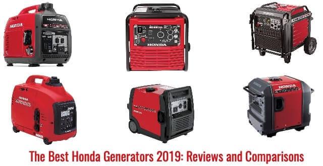 The Best Honda Generators Review   MachineryCritic